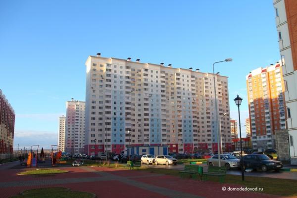ЖК «Домодедово Парк». Большой обзор (31)