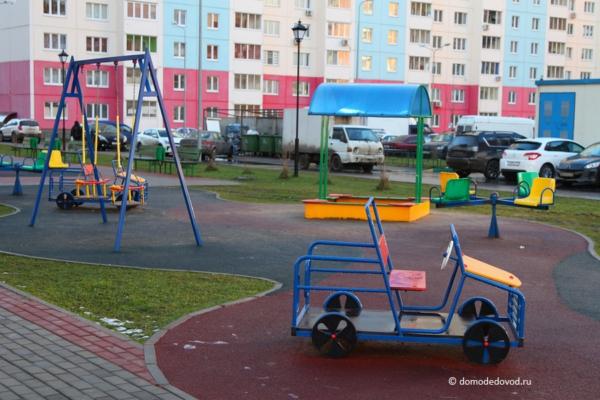 ЖК «Домодедово Парк». Большой обзор (30)