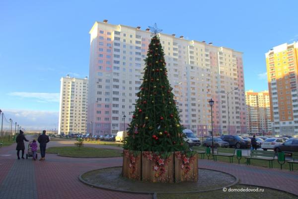 ЖК «Домодедово Парк». Большой обзор (29)