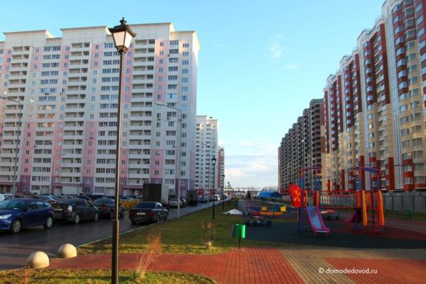 ЖК «Домодедово Парк». Большой обзор (27)