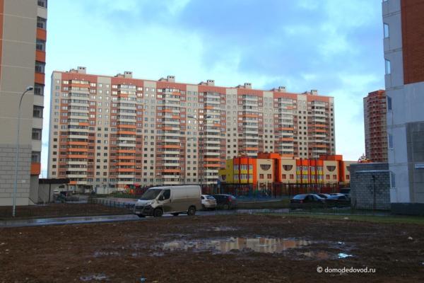 ЖК «Домодедово Парк». Большой обзор (20)