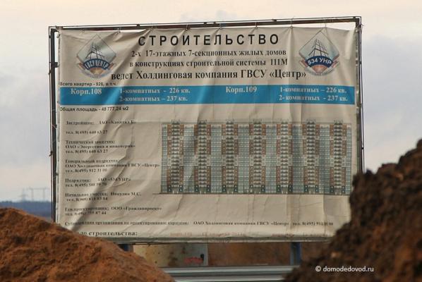 ЖК «Домодедово Парк». Большой обзор (18)