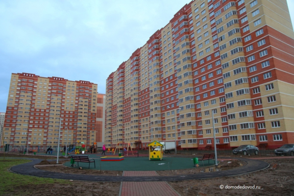 ЖК «Домодедово Парк». Большой обзор (12)