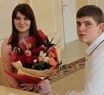 В Домодедовском ЗАГСе зарегистрирован сотый брак с начала 2018 года