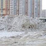 Новое Домодедово. Снегопады прошли