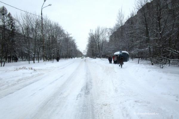 Домодедово, улица Рабочая
