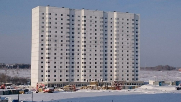 ЖК Южное Домодедово, корпус 4-1