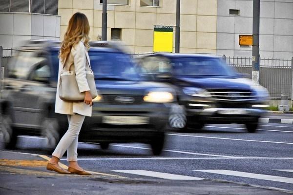 Аварийность с участием пешеходов