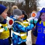 Госавтоинспекторы Подмосковья напомнили пешеходам о соблюдении правил безопасности на дороге