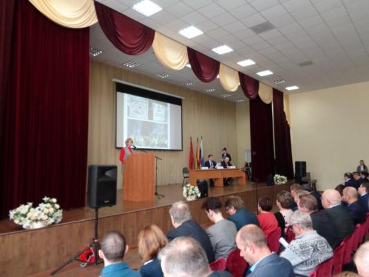 Отчет начальника территориального отдела микрорайона Северный за 2017 год
