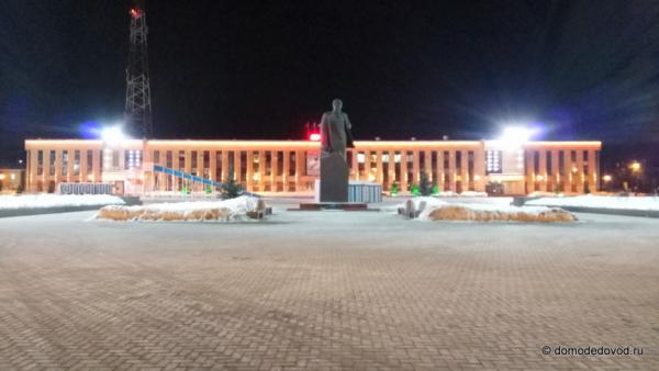 Площадь 30-летия Победы, Домодедово