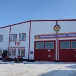В  деревне Курганье открыт новый пожарно-спасательный пост