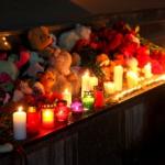 В Домодедово почтили память погибших в ТЦ «Зимняя вишня» в Кемерово