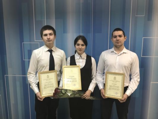 Студенты колледжа «Московия» — лучшие в области