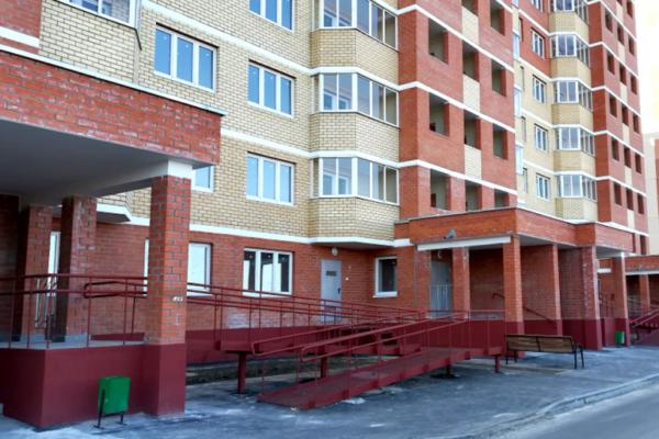 """В ЖК """"Домодедово Парк"""" достроен очередной дом"""