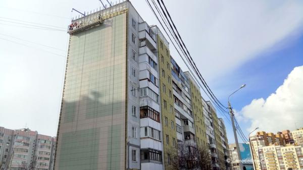 Новые фасады