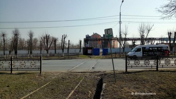 Переезд на Каширском шоссе
