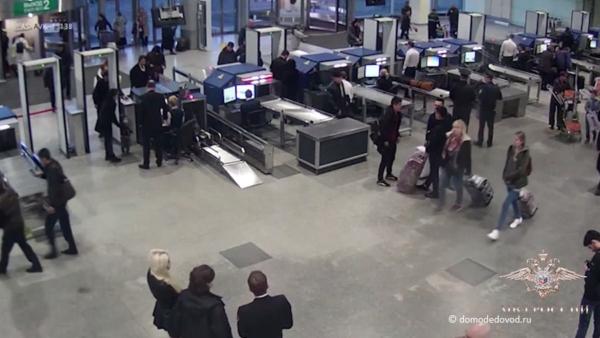 В аэропорту Домодедово задержали блогеров