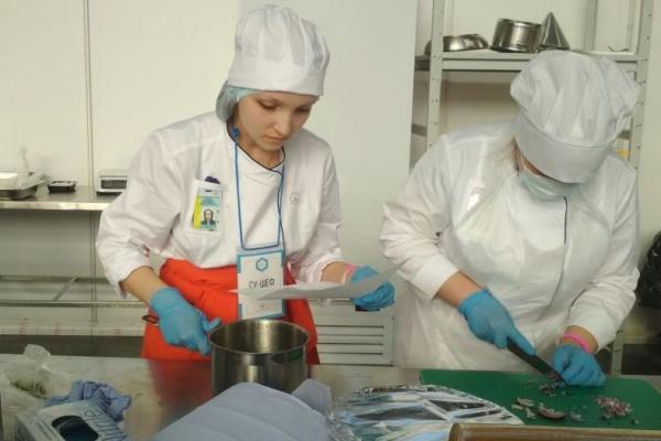 Студенты колледжа Московия