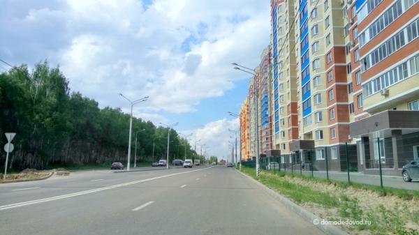 Благоустройство Лунной улицы.