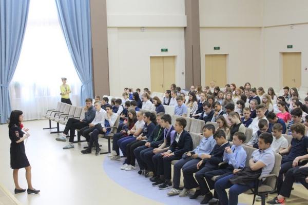 Открытые уроки в школах по кибербезопасности