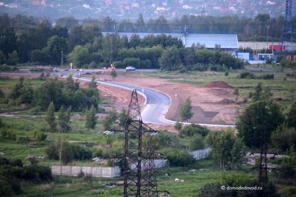 Дорога у Карусели