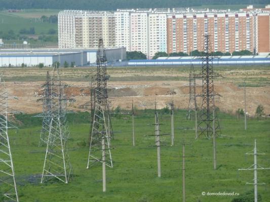 Свалка Софья-Луиза в Домодедово. Июнь 2018
