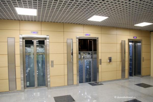 Аэропорт Домодедово. Терминал Т2