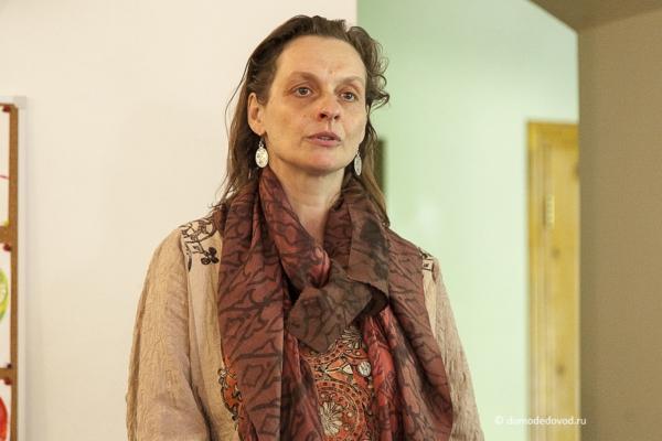 Екатерина Тегина, советник по связям с общественностью