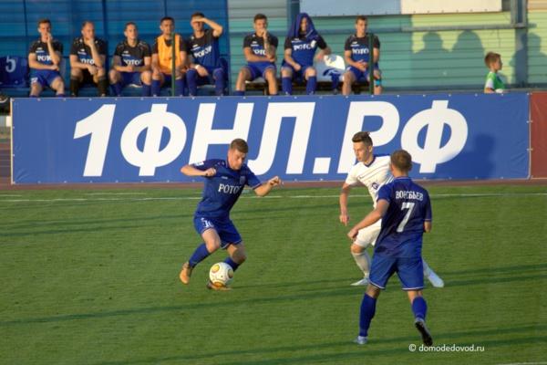 Ротор - Чертаново. Футбол в Домодедово