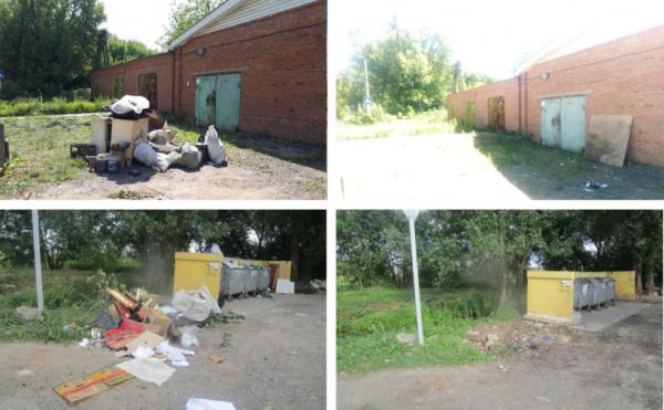 В Домодедово подвели первые итоги работы Штаба по ликвидации несанкционированных свалок мусора