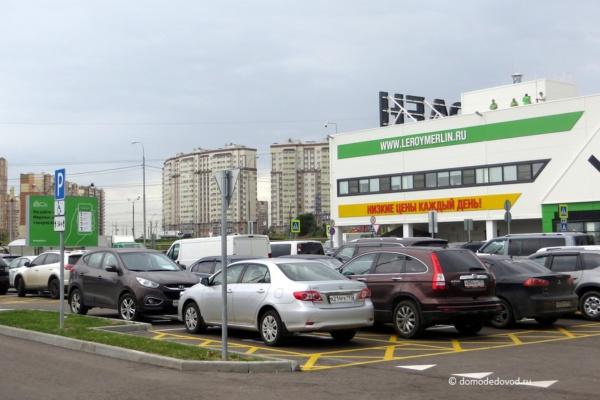 Открытие магазина «Леруа Мерлен» в Домодедово (17)