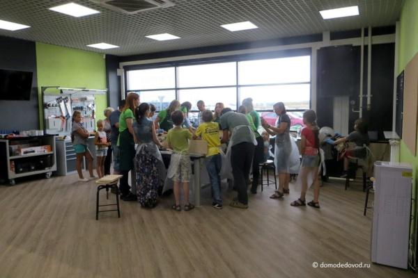 Открытие магазина «Леруа Мерлен» в Домодедово (3)