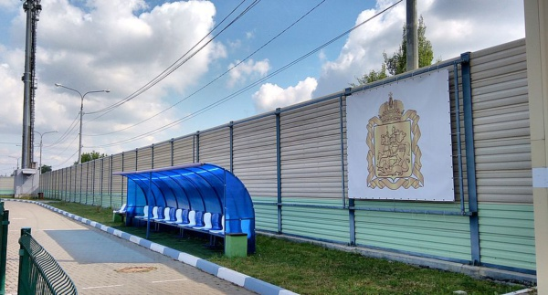 Стадион «Авангард» в Домодедово