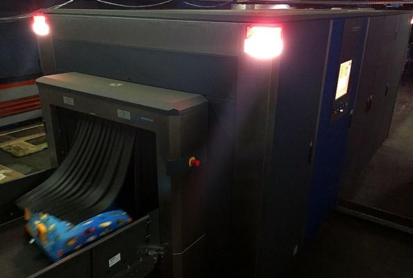 Новая система с 3D-сканером вдвое ускорила обработку багажа в Домодедово