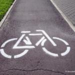 Велодорожка на Советской улице