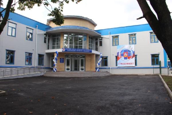 Открытие ветеринарной станции в Домодедово