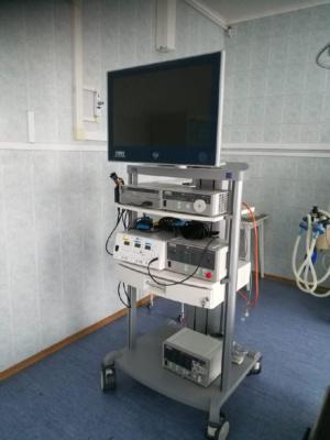 В Домодедово появилось оборудование для для операций на органах брюшной полости