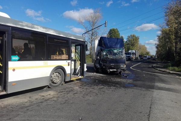 ДТП в Домодедово. Фото: МЧС