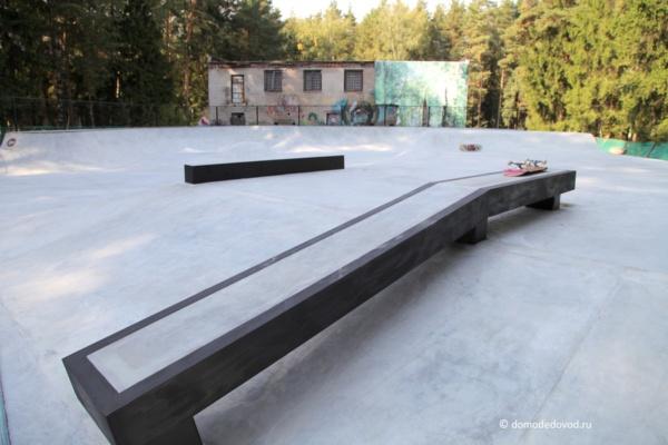 "Открытие скейт-парка в парке ""Ёлочки"""