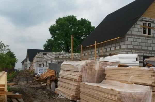Строительство домов в Домодедово