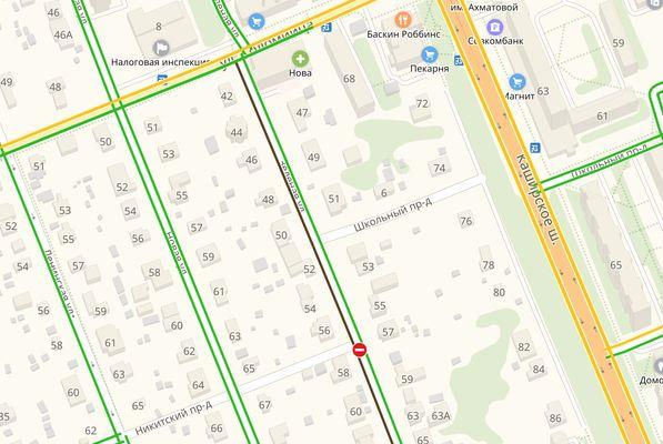 Улица Зеленая
