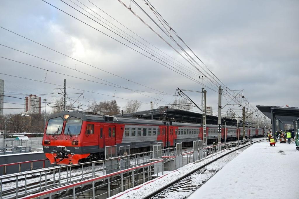 электрички от верхних котлов до ленинской