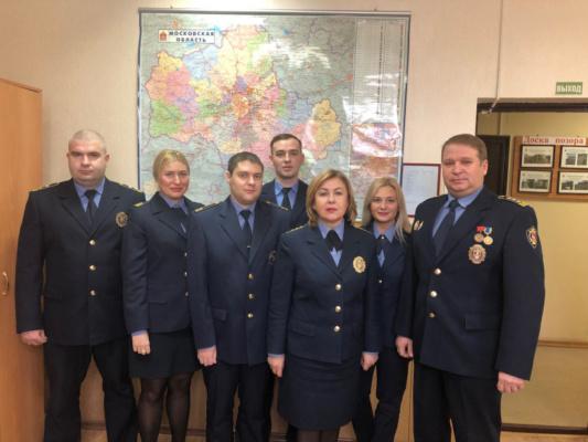 Инспекторы Госадмтехнадзора в Домодедово