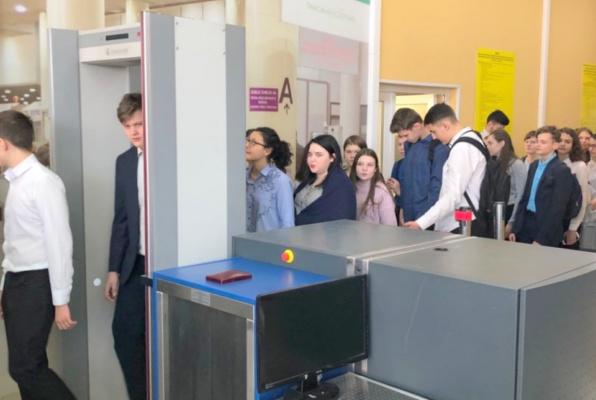Единый день профориентации в колледже Московия в Домодедово