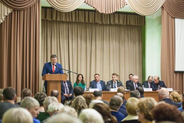 Отчет о проделанной работе за 2018 год начальника территориального отдела микрорайона Западный