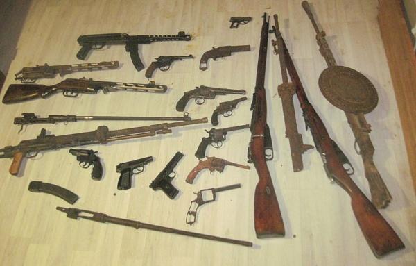 Внешний вид оружия