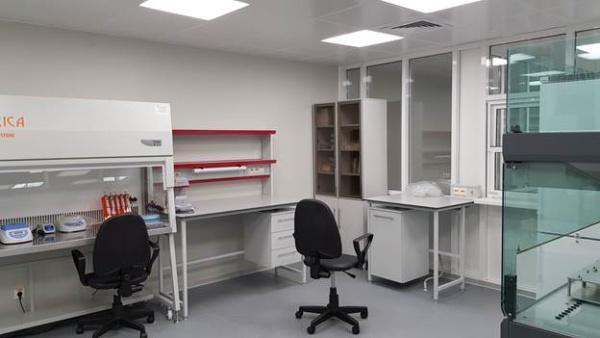 лаборатория геномной селекции