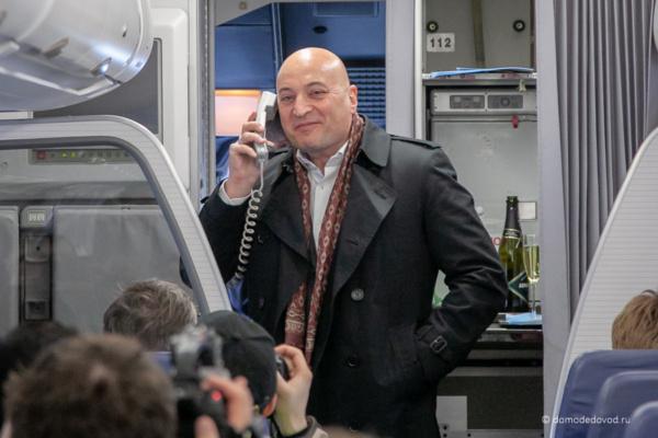 Заместитель директора аэропорта Домодедово по коммерции Алексей Раевский.