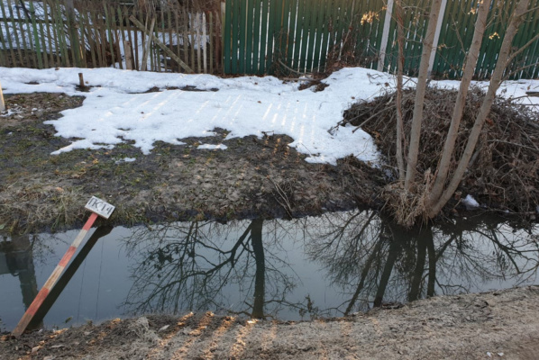 Канализация в Востряково